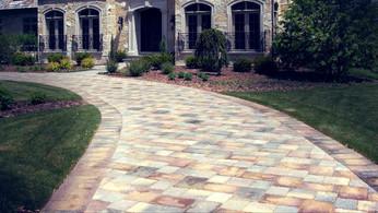 brick paver driveway installation servic