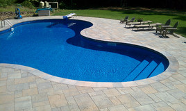 pool installation company wake forest nc