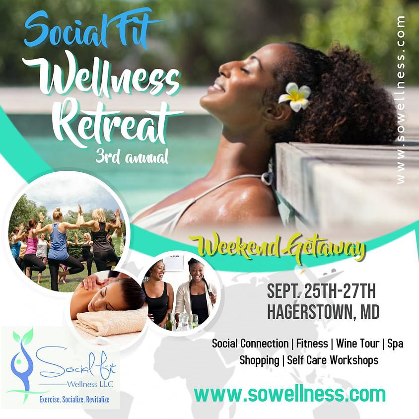 Weekend Spa, Yoga & Wine tasting Retreat
