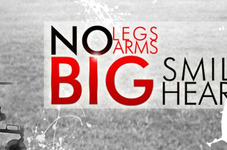 No Arms, No Legs, Big Heart, Big Smile: The Story of Nick Vujicic