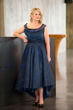 The Twitter Frock   AUT Business Awards 2016