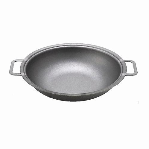 Muurikka wok panna ar somu, 43cm