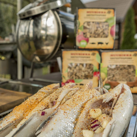 Подготовка рыбы к копчению