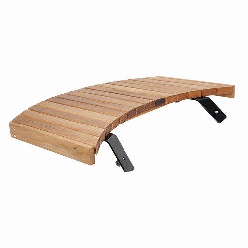 Muurikka 100 сковорода деревянная боковая поверхность с железными креплениями