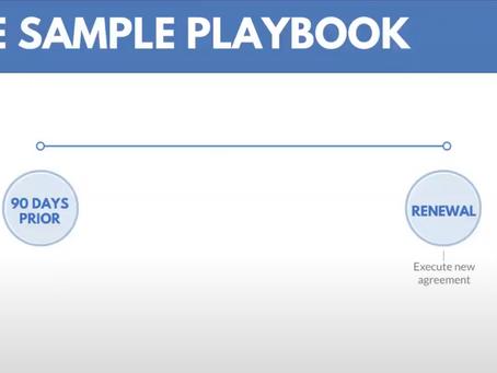 Building a Renewal Playbook In 5 Steps