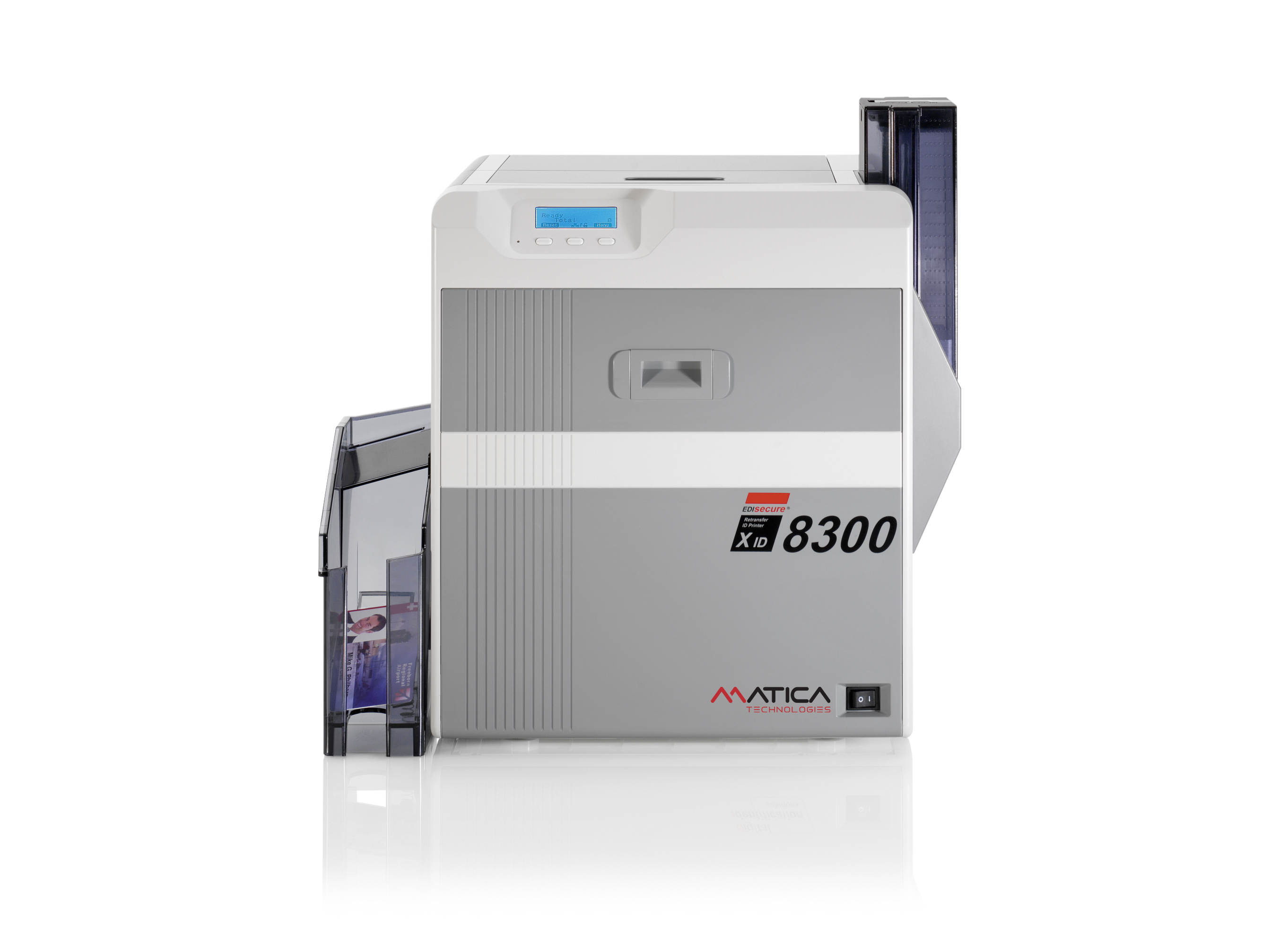 Matica XID 8300 Retransfer Printer