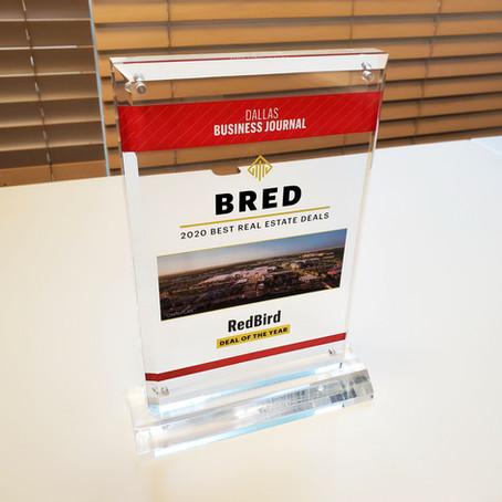 RedBird Development Project Wins Deal of the Year