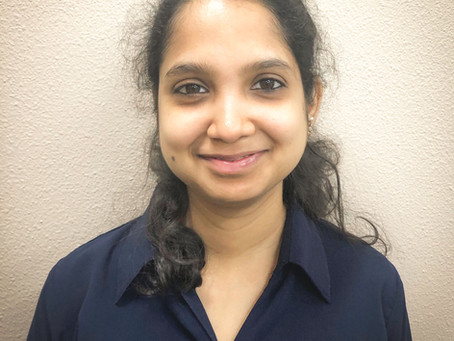 Welcome Anu Nayak to the Con-Real Team!