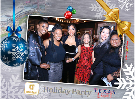Con-Real Christmas Party 2018