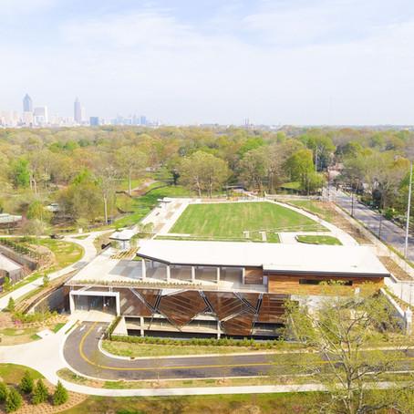 Con-Real Completes Grant Park Gateway at Zoo Atlanta