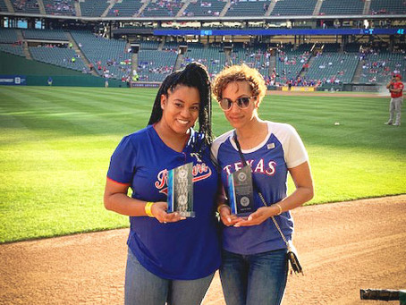 Jackie Robinson Night at Globe Life Park