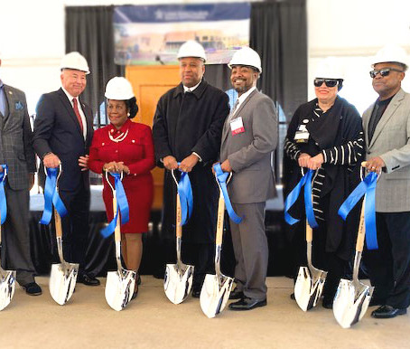 Con-Real Breaks Ground on LSC Houston Project