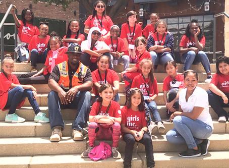 Con-Real Hosts Girls, Inc. STEM Field Trip