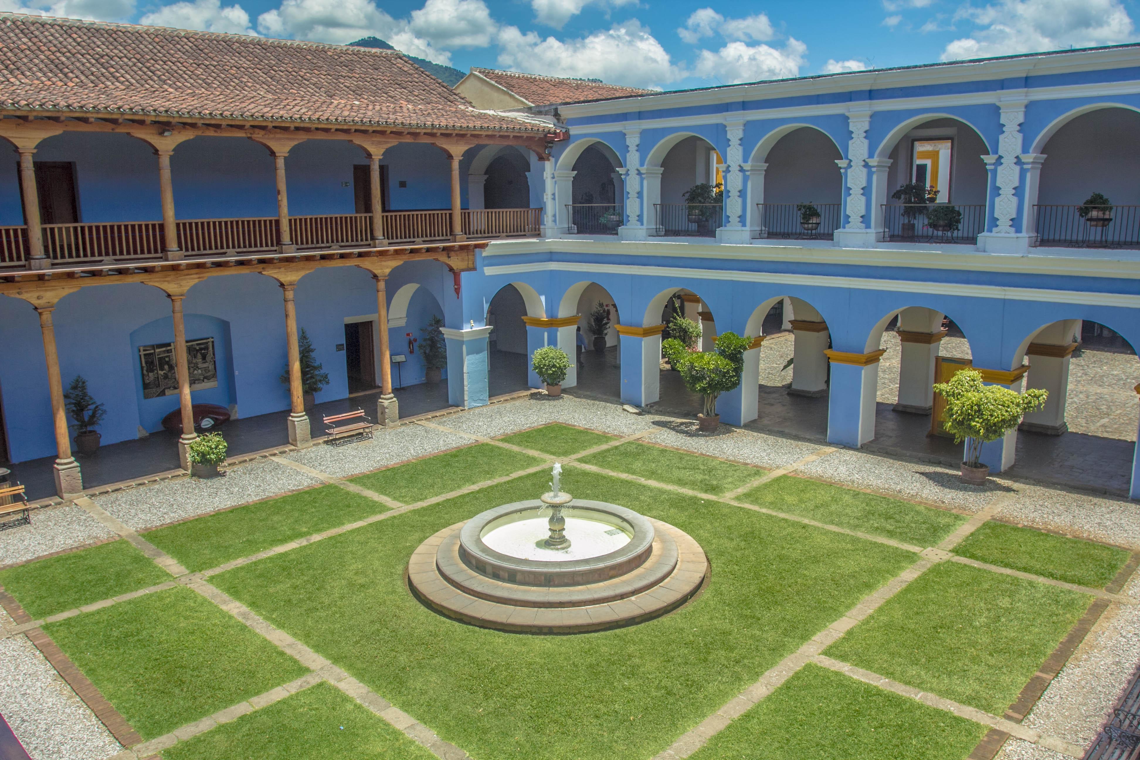 Compañia de Jusús, Guatemala
