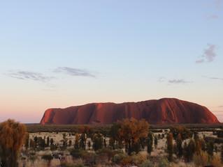 Blog 21: Northern Territory & Western Australia - Yulara to Geraldton