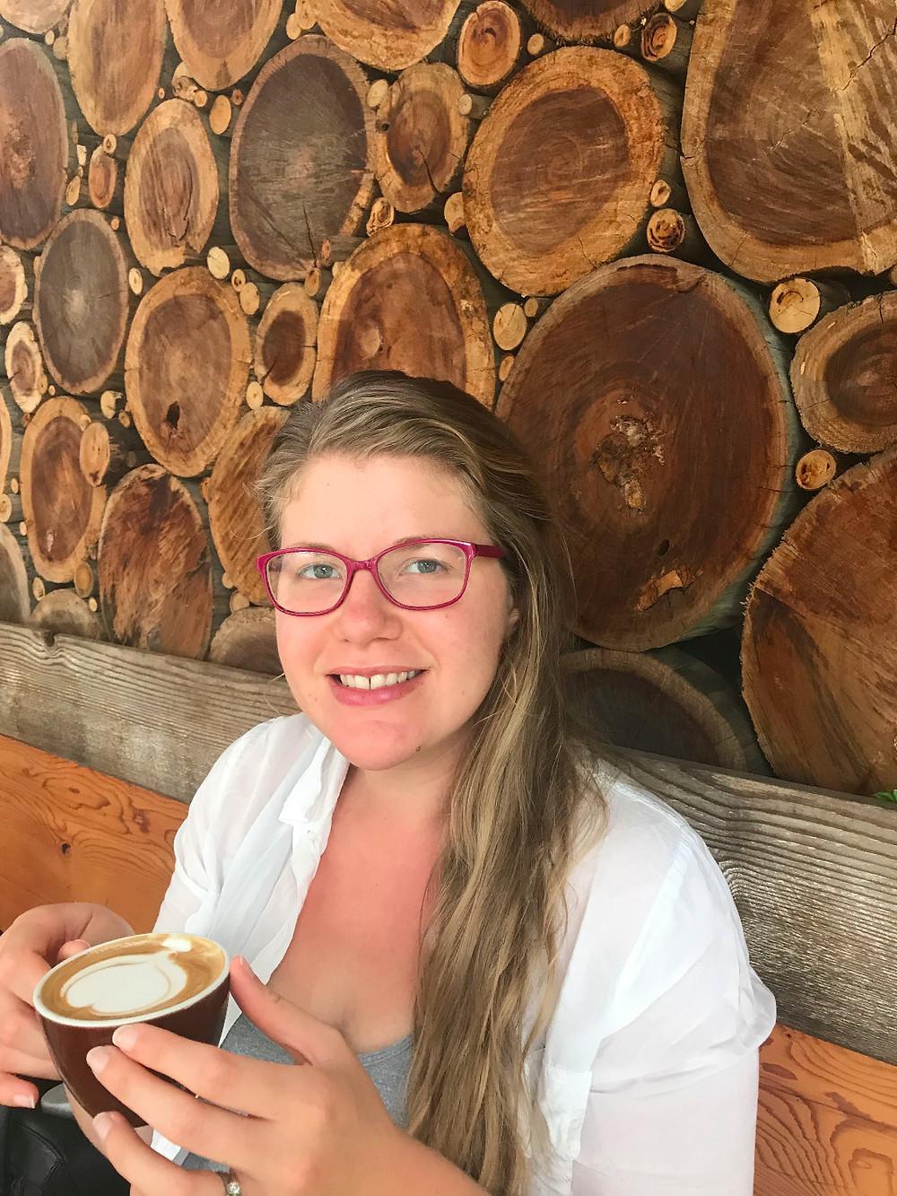Brew at Folk Cafe, Byron