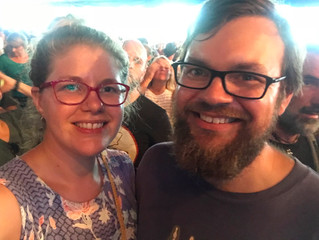 Blog 16b: Byron Bay Bluesfest, Day 2