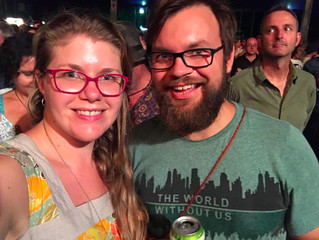 Blog 16c: Byron Bay Bluesfest, Day 3