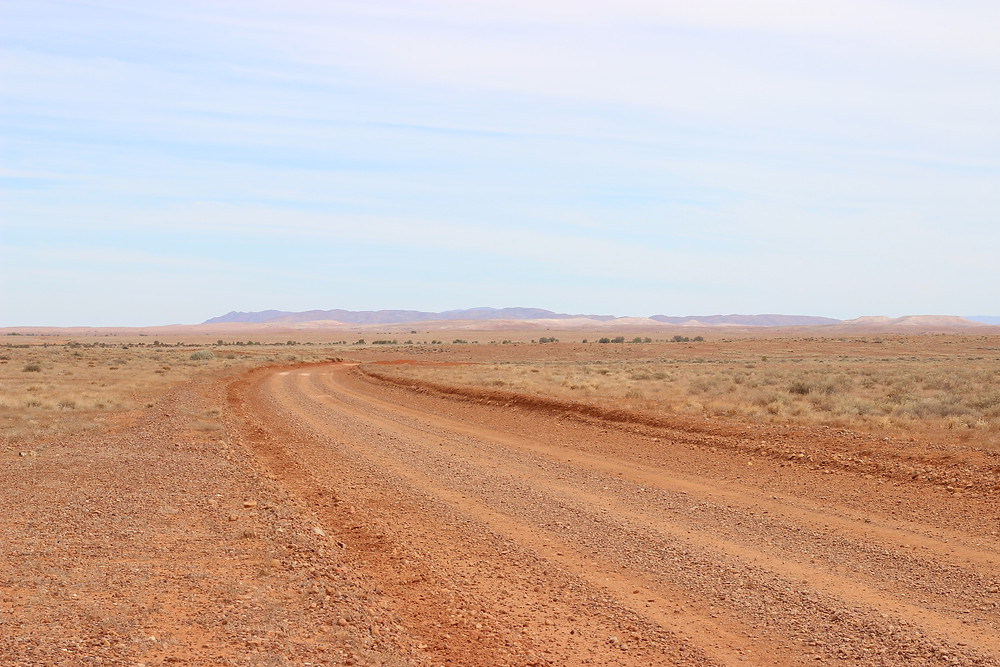 Distant Flinders