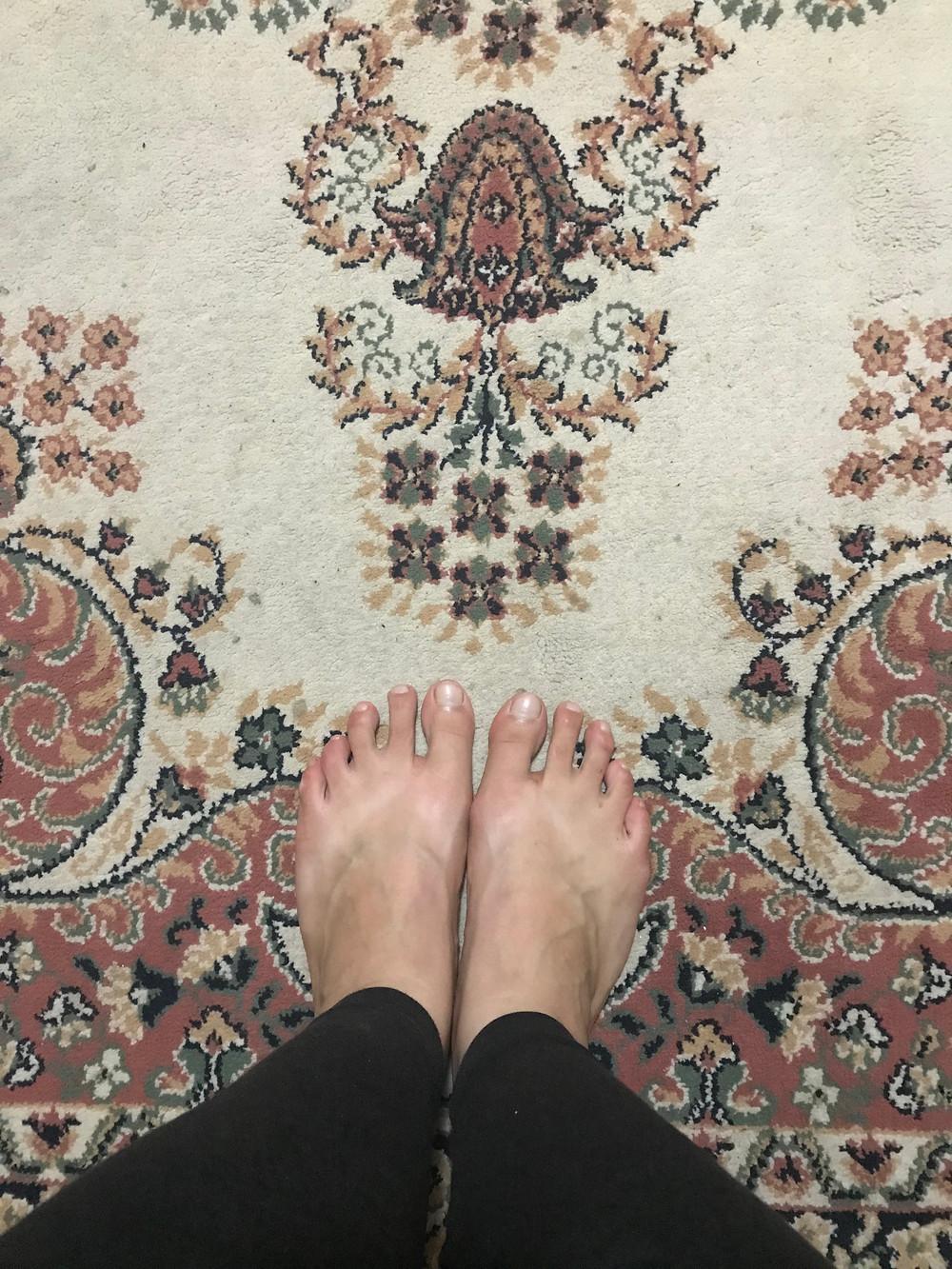Barefoot Inside
