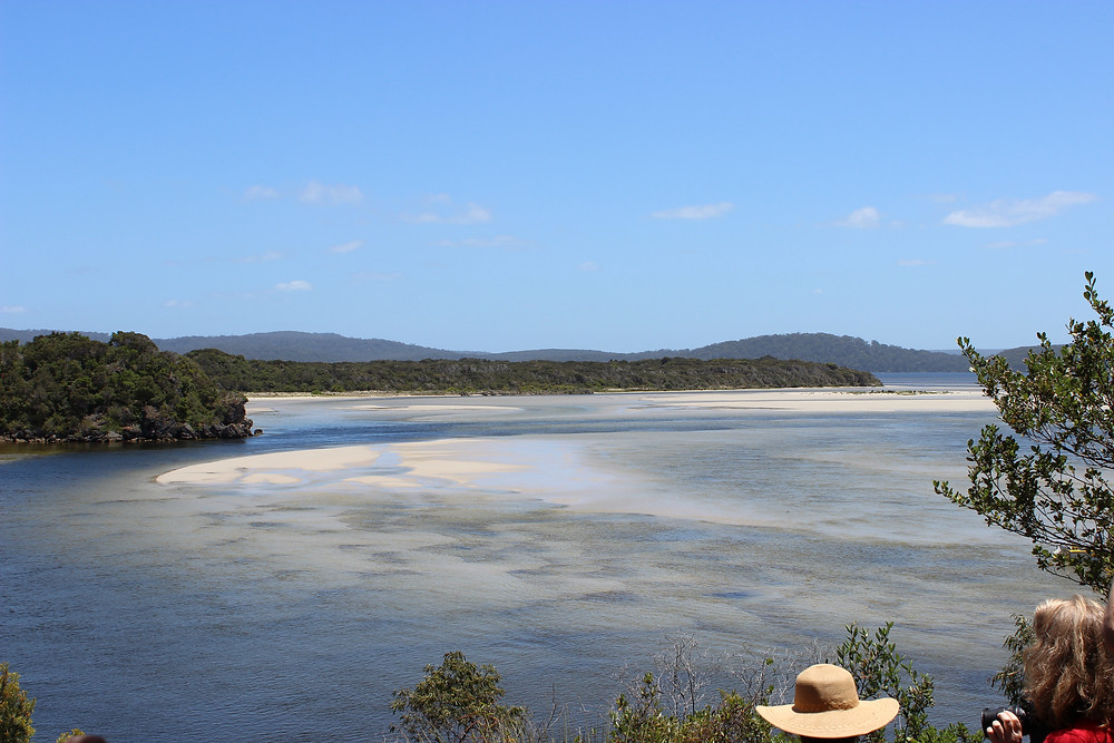 The Walpole-Nornalup Inlet