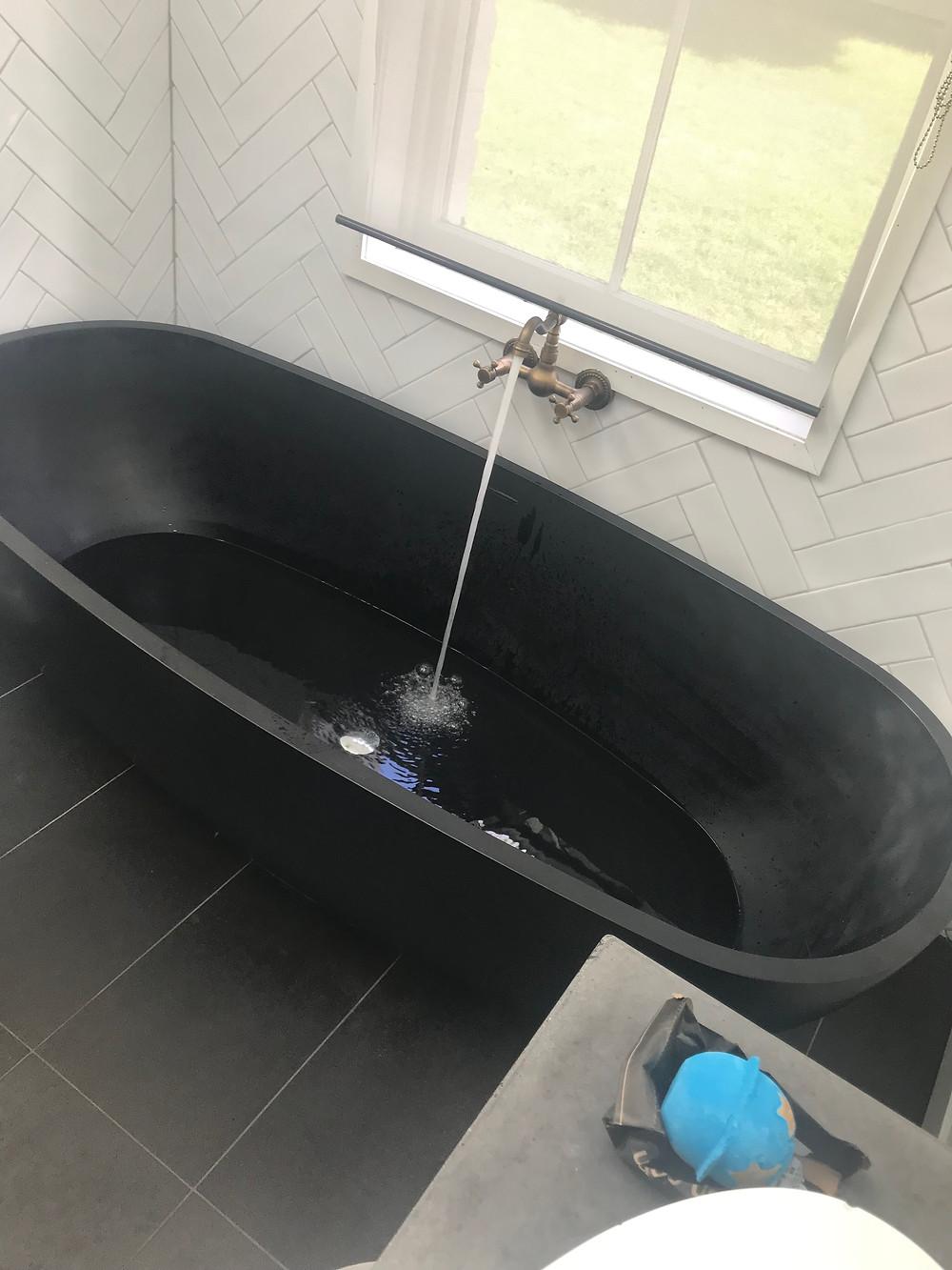 Bath and...