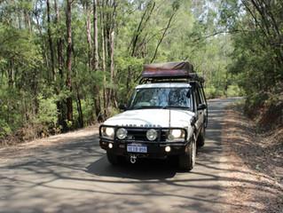 Blog 1: Western Australia - Perth to Margaret River