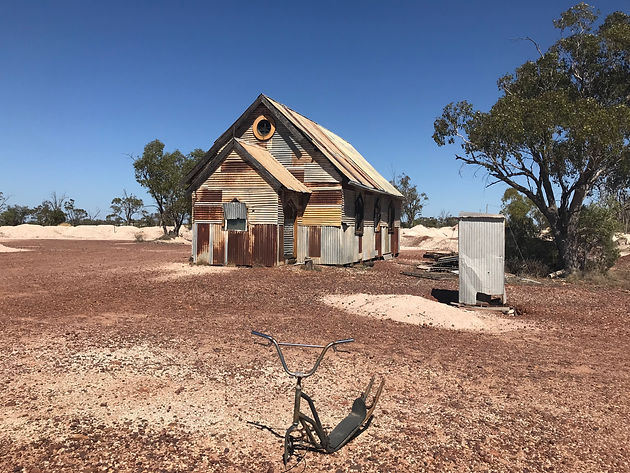 Blog 18: Queensland and New South Wales - St George to Tibooburra