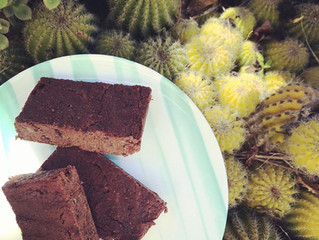 Recipe: Black Bean Brownies