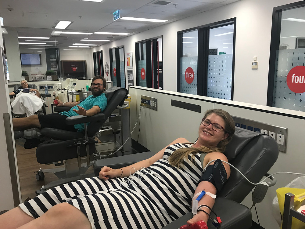 Donating Blood in Newcastle