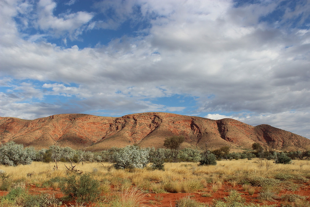 Northern Territory Colours