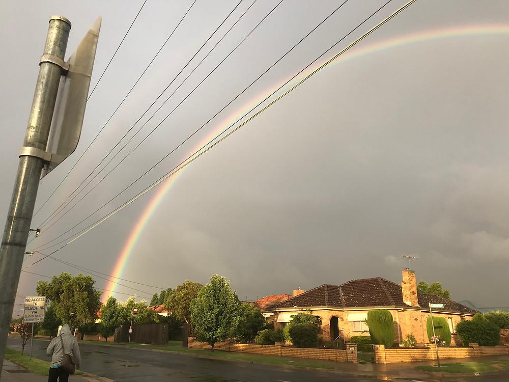 Ultra Hypercolour Rainbow