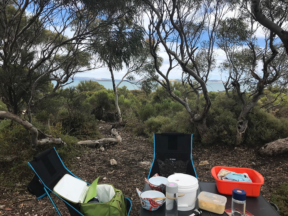 Not a bad spot. Lincoln NP