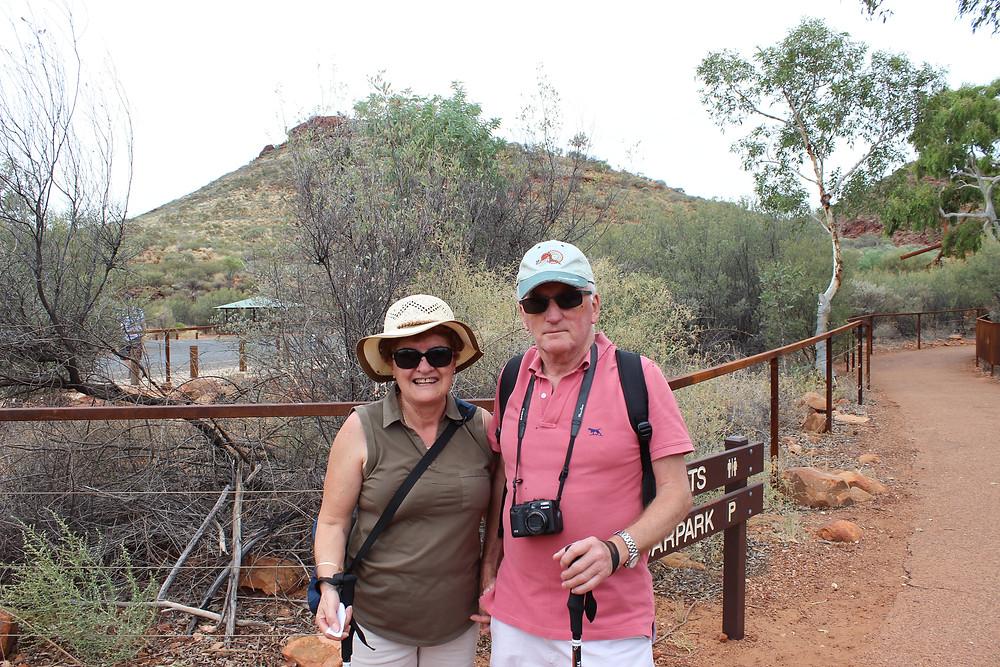 Steve and Inga