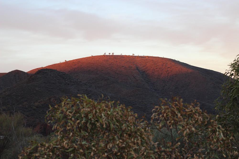 Dusky Mountain