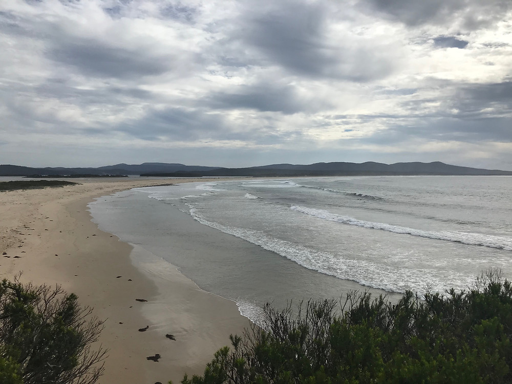 Beach at Mallacoota