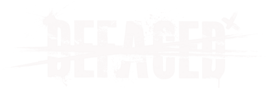 DEFACED LOGO FINAL (WHITE - TRANS) - USE