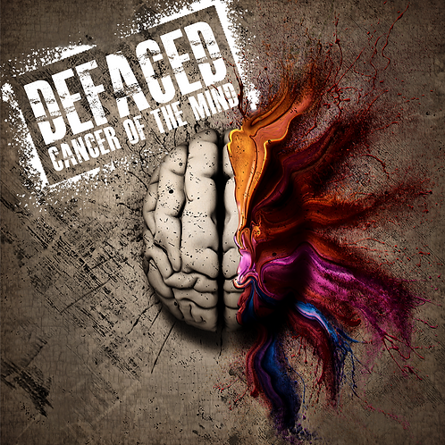 DEFACED - Cancer of the Mind EP (Digital Download)