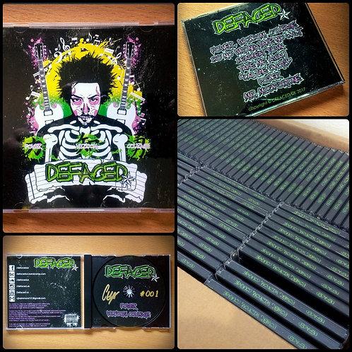 Power Wisdom Courage EP (CD)