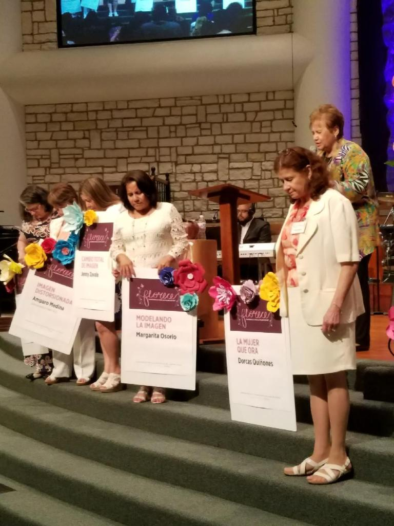 Ladies conference speakers