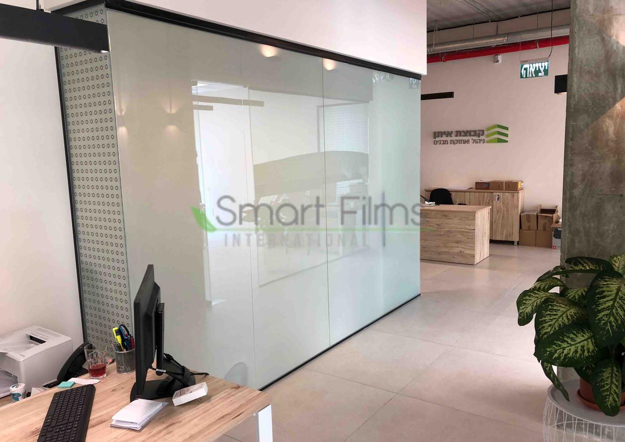 Smart Privacy Glass
