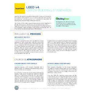 LEED - Green building standards