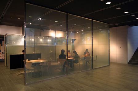 זכוכית חכמה מוזיאון