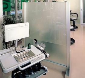 זכוכית חכמה רופא שיניים