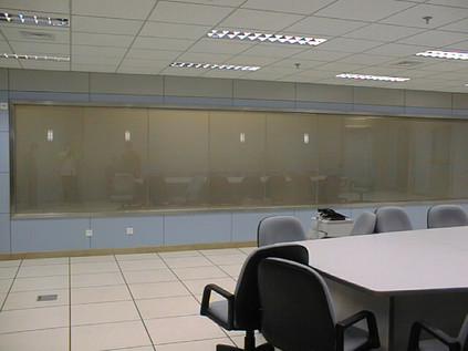 זכוכית חכמה חדר תצפית