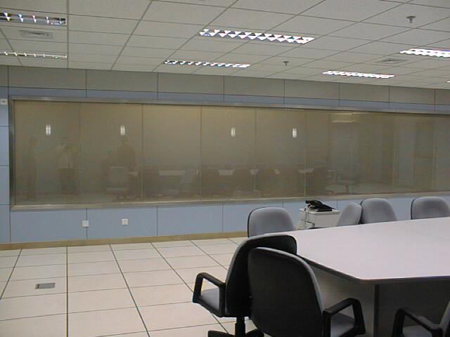 PDLC Control room