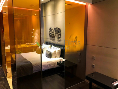 Smart Glass Art'otel Amsterdam