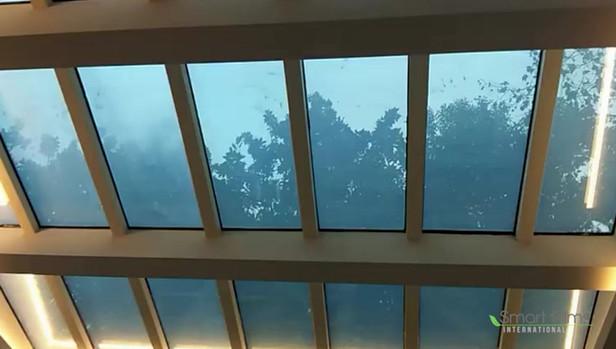 קיר מסך פילם דביק