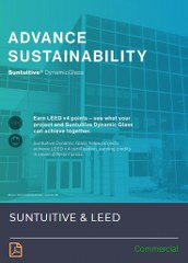 Suntuitive Glass LEED