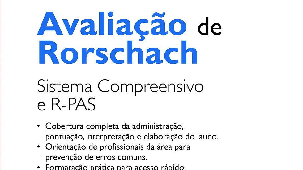 Essenciais – Avaliação de Rorschach: Sistema Compreensivo e R-PAS